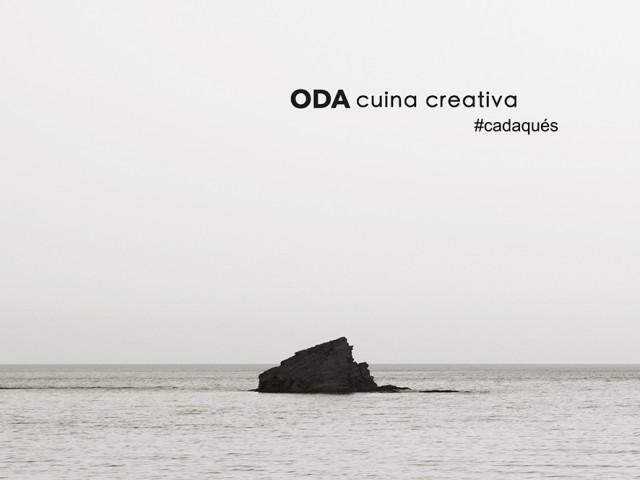 ODA cuina creativa